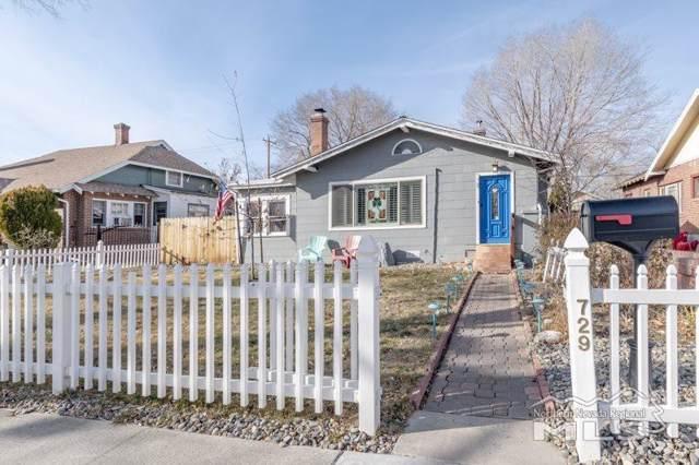 729 S Arlington Avenue, Reno, NV 89509 (MLS #200000637) :: Chase International Real Estate