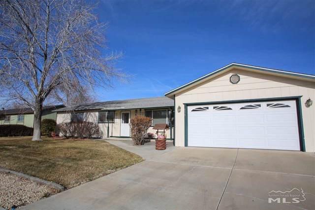 854 F Street, Fernley, NV 89408 (MLS #200000638) :: NVGemme Real Estate