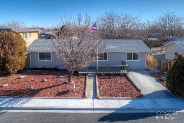 511 Anthony, Fallon, NV 89406 (MLS #200000641) :: Ferrari-Lund Real Estate