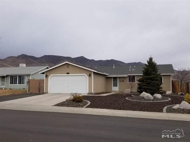 2012 Lonnie Lane, Dayton, NV 89403 (MLS #200000642) :: NVGemme Real Estate
