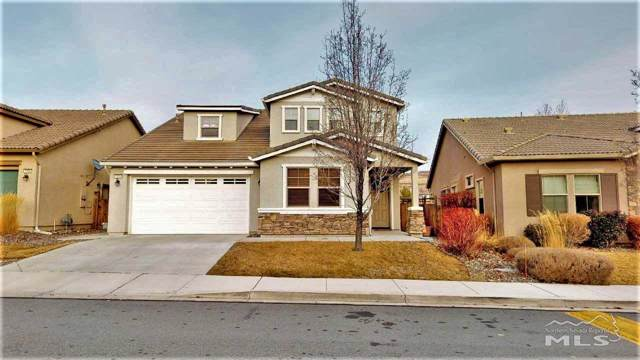 7331 Windswept Loop, Sparks, NV 89436 (MLS #200000651) :: NVGemme Real Estate