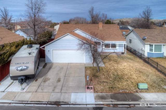 1648 Candlewood, Sparks, NV 89434 (MLS #200000656) :: NVGemme Real Estate