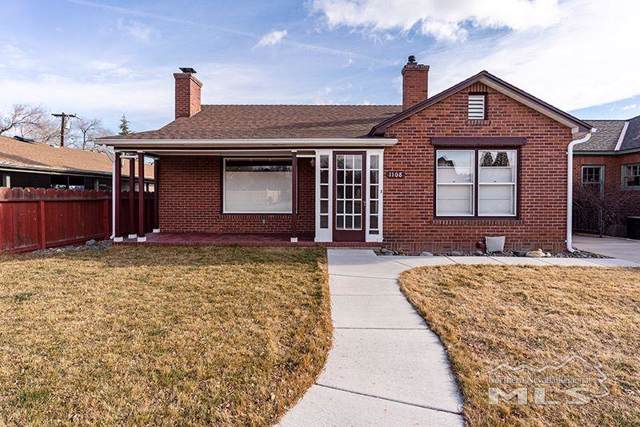1108 S Arlington Avenue, Reno, NV 89509 (MLS #200000659) :: Ferrari-Lund Real Estate