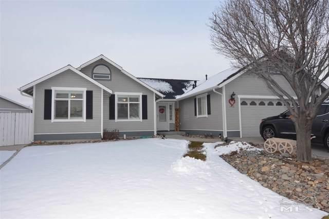 1412 Matthew, Gardnerville, NV 89460 (MLS #200000661) :: Chase International Real Estate
