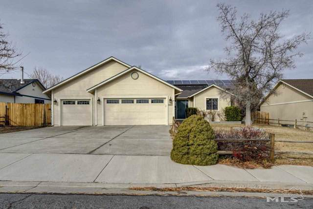 5665 Grasswood Dr., Sparks, NV 89436 (MLS #200000662) :: The Mike Wood Team