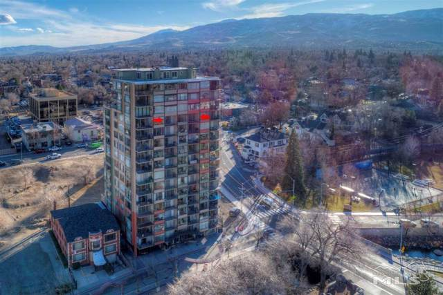 280 Island Ave, Unit 1404 #1404, Reno, NV 89501 (MLS #200000663) :: Northern Nevada Real Estate Group