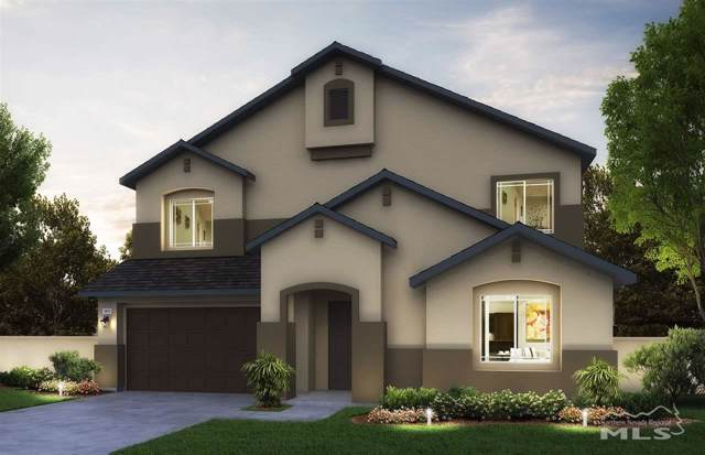 14132 Glowing Amber Court Lot 36, Reno, NV 89511 (MLS #200000667) :: The Mike Wood Team