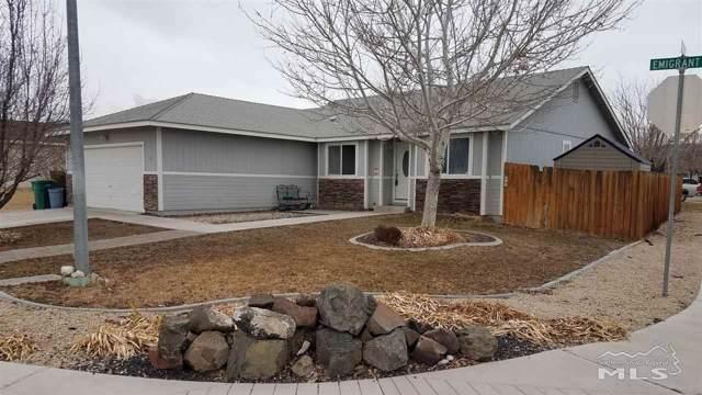 314 Emigrant, Fernley, NV 89408 (MLS #200000668) :: NVGemme Real Estate