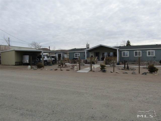 61 Whiteface Lane, Yerington, NV 89447 (MLS #200000674) :: Chase International Real Estate