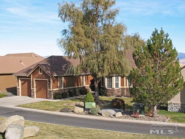 2441 Genoa Meadows Circle, Genoa, NV 89411 (MLS #200000682) :: NVGemme Real Estate