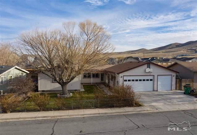 961 Jasper, Fernley, NV 89408 (MLS #200000685) :: NVGemme Real Estate