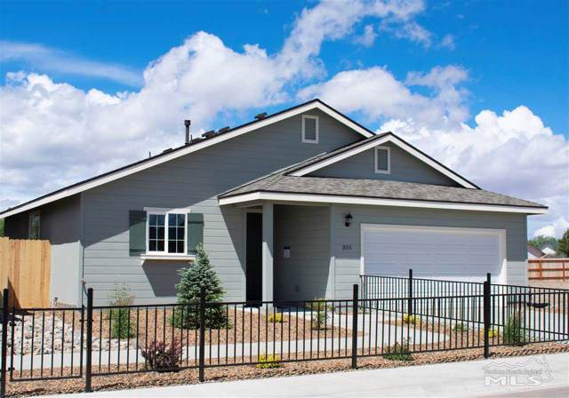 318 Granite Court Lot 23, Dayton, NV 89403 (MLS #200000686) :: Ferrari-Lund Real Estate