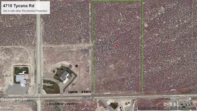 4715 Tycana Rd, Winnemucca, NV 89466 (MLS #200000689) :: Ferrari-Lund Real Estate
