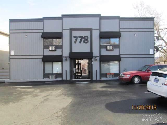 778 Forest #9 #9, Reno, NV 89509 (MLS #200000694) :: Vaulet Group Real Estate