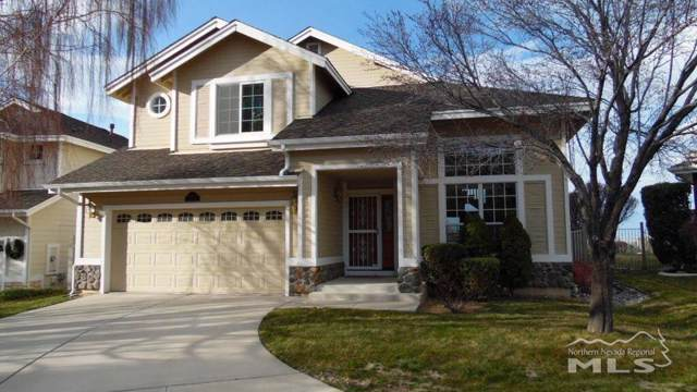 6166 Squires Lane, Reno, NV 89519 (MLS #200000695) :: Ferrari-Lund Real Estate