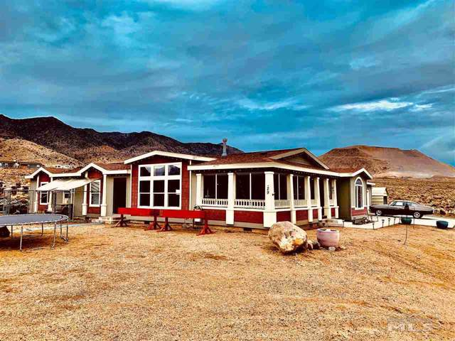 229 Territory Rd., Dayton, NV 89403 (MLS #200000698) :: The Mike Wood Team