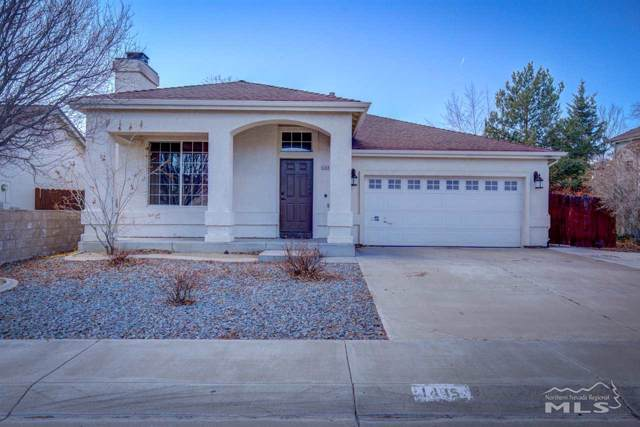 1445 Shadowridge Drive, Carson City, NV 89706 (MLS #200000700) :: Chase International Real Estate