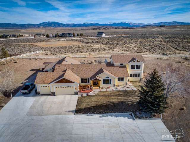 1591 Sawmill Rd, Gardnerville, NV 89410 (MLS #200000701) :: NVGemme Real Estate