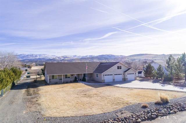 643 Pinto Circle, Gardnerville, NV 89410 (MLS #200000705) :: NVGemme Real Estate