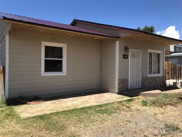 121 Hermansen, Hawthorne, NV 89415 (MLS #200000706) :: Northern Nevada Real Estate Group