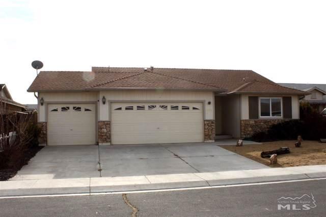 2123 Fort Bridger Road, Fernley, NV 89408 (MLS #200000708) :: Chase International Real Estate