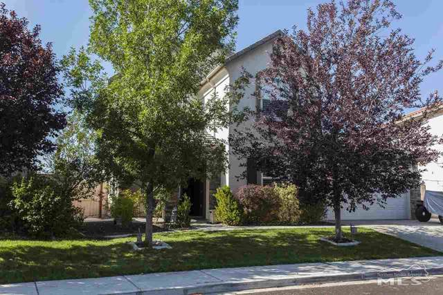 10673 Fire Poppy Cir., Reno, NV 89521 (MLS #200000713) :: Chase International Real Estate