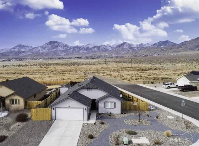 263 Dewey Ave, Dayton, NV 89403 (MLS #200000726) :: Chase International Real Estate
