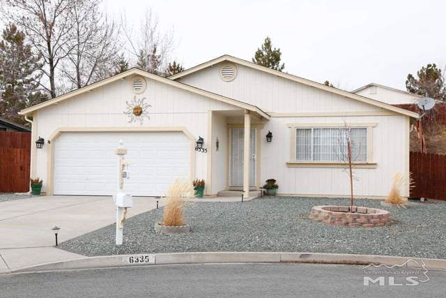 6335 Potomac Ct, Sun Valley, NV 89433 (MLS #200000741) :: Chase International Real Estate