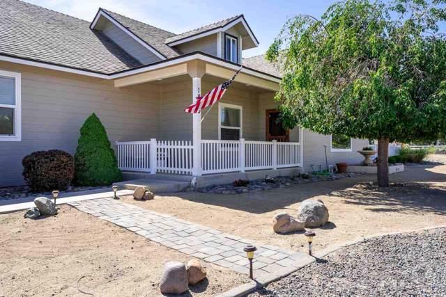 1879 Crockett Lane, Gardnerville, NV 89410 (MLS #200000747) :: Chase International Real Estate