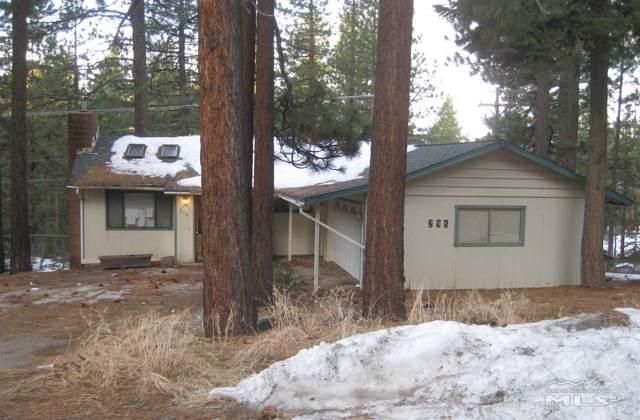 298 Chimney Rock Rd, Stateline, NV 89449 (MLS #200000749) :: Chase International Real Estate