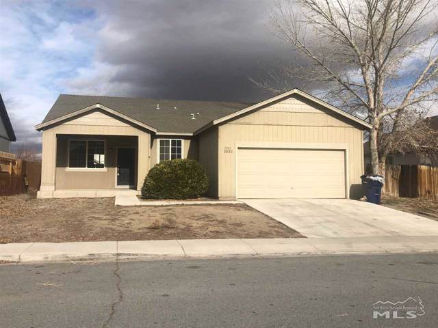 2032 Rawles Drive, Fernley, NV 89408 (MLS #200000750) :: The Mike Wood Team