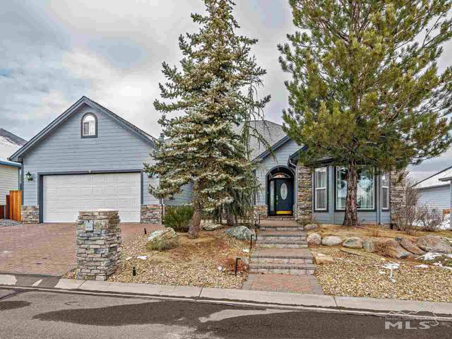 2226 Oak Ridge Drive, Carson City, NV 89703 (MLS #200000766) :: The Mike Wood Team