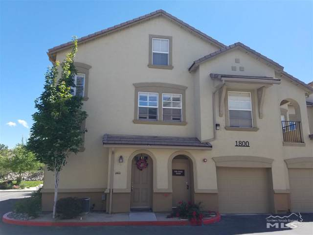 17000 Wedge Pkwy #1823, Reno, NV 89511 (MLS #200000768) :: Vaulet Group Real Estate