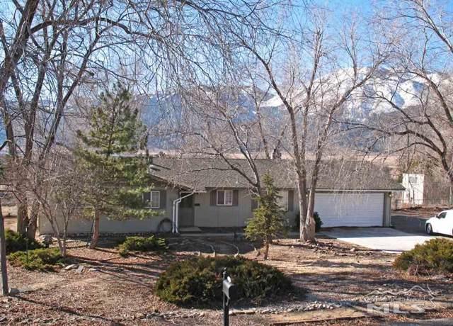 1525 Brenda Way, Washoe Valley, NV 89704 (MLS #200000769) :: Harcourts NV1