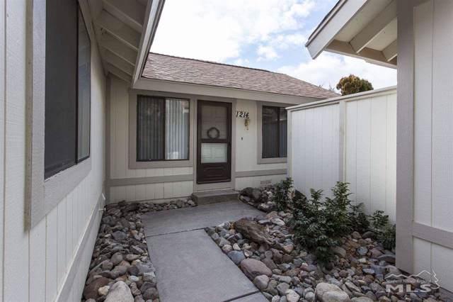 1214 Freddie Court, Reno, NV 89503 (MLS #200000770) :: Joshua Fink Group