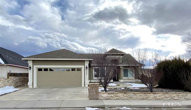 3541 N Sunridge Drive, Carson City, NV 89705 (MLS #200000776) :: NVGemme Real Estate