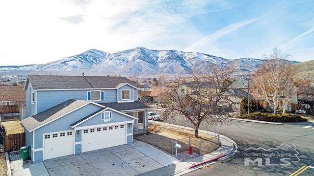 7682 Crystal Shores Drive, Reno, NV 89506 (MLS #200000782) :: Chase International Real Estate