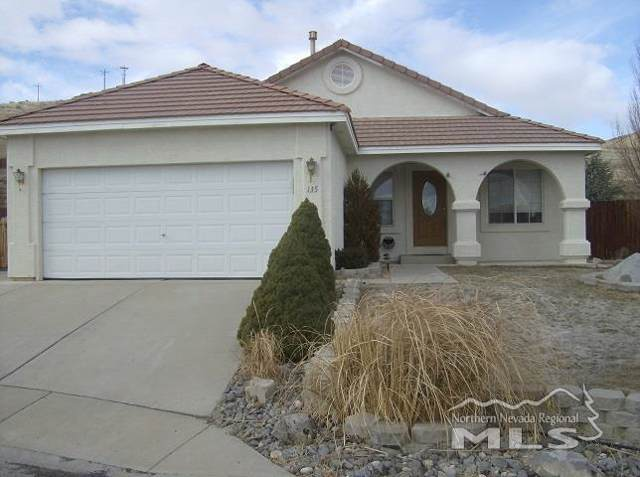 135 Spartan, Sparks, NV 89436 (MLS #200000790) :: Chase International Real Estate