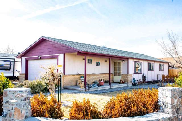 150 Comstock, Fernley, NV 89408 (MLS #200000796) :: The Mike Wood Team