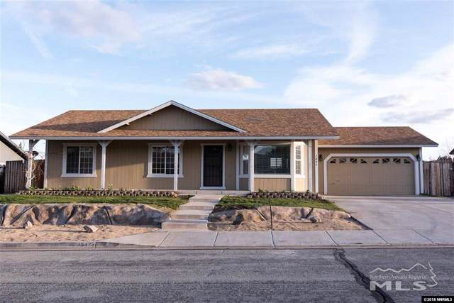 1047 Ringneck Way, Sparks, NV 89441 (MLS #200000806) :: The Mike Wood Team