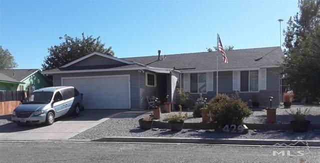 429 Appaloosa, Fernley, NV 89408 (MLS #200000826) :: NVGemme Real Estate