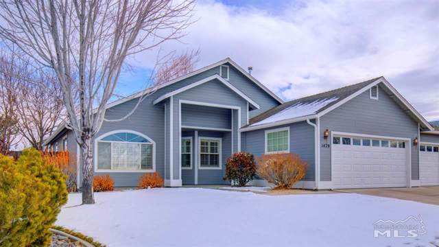 1479 Harvest, Gardnerville, NV 89410 (MLS #200000830) :: NVGemme Real Estate