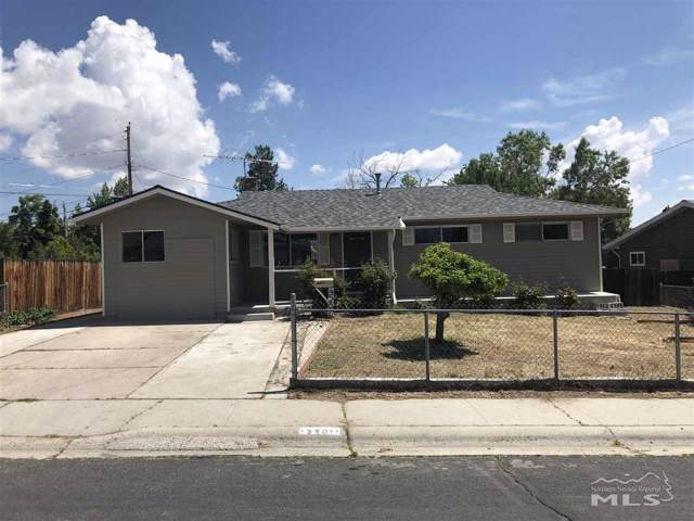 3201 Kings Row, Reno, NV 89503 (MLS #200000834) :: Chase International Real Estate