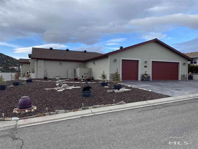 123 Walker St., Gardnerville, NV 89410 (MLS #200000849) :: Chase International Real Estate