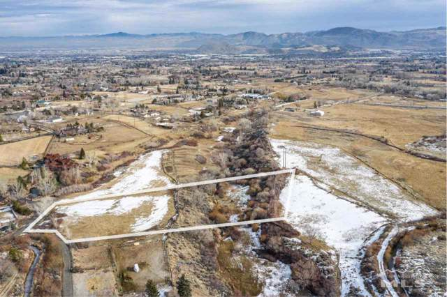 0 Bellhaven Road, Reno, NV 89511 (MLS #200000850) :: The Mike Wood Team
