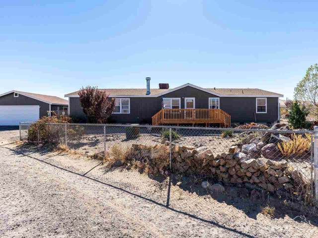 5165 Greeley Avenuee, Silver Springs, NV 89429 (MLS #200000866) :: Harcourts NV1