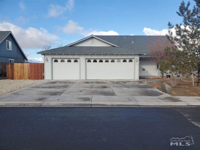 709 Tanglewood Dr, Fernley, NV 89408 (MLS #200000867) :: The Mike Wood Team