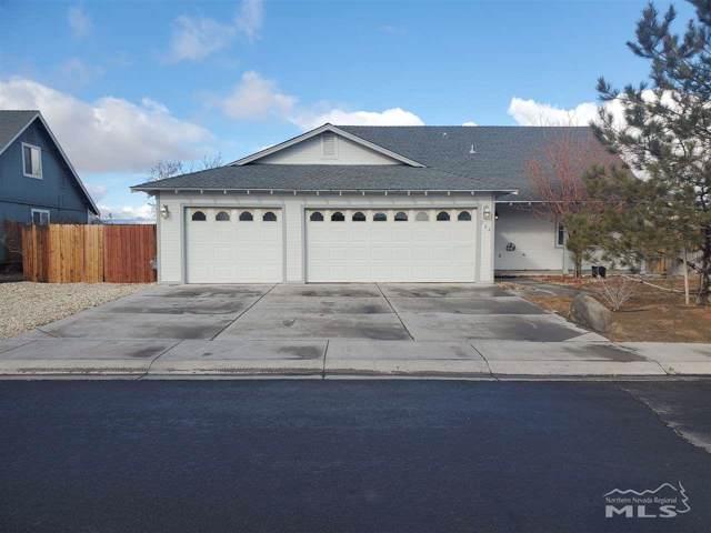709 Tanglewood Dr, Fernley, NV 89408 (MLS #200000867) :: Vaulet Group Real Estate