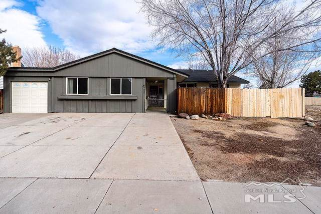 4435 Primavera Avenue, Reno, NV 89502 (MLS #200000876) :: The Mike Wood Team