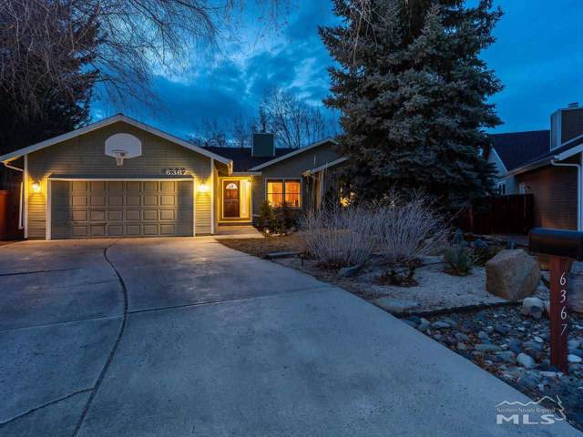 6367 Meadow Crest Circle, Reno, NV 89519 (MLS #200000877) :: Ferrari-Lund Real Estate